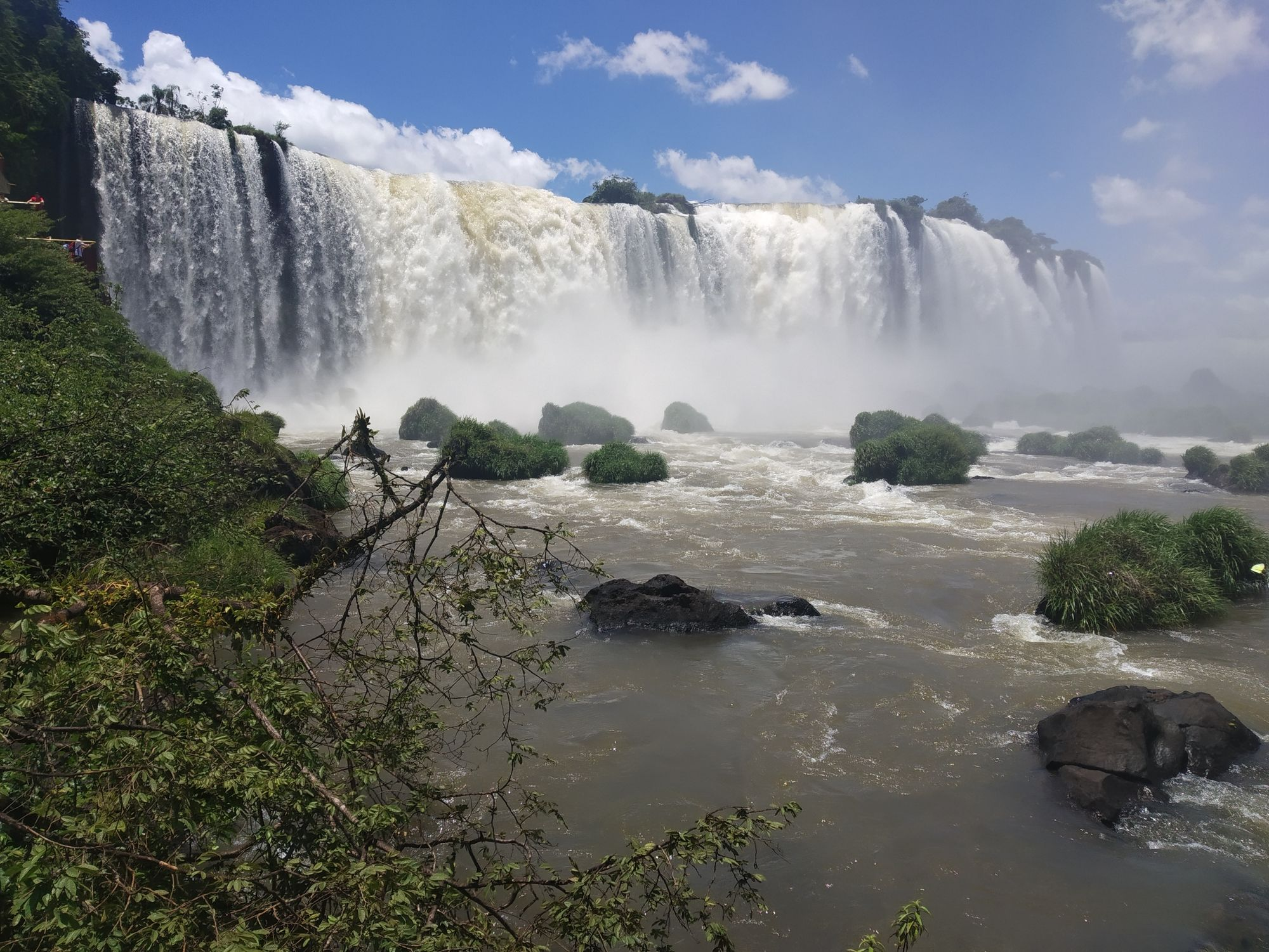 Iguazu Falls, the most epic waterfalls I've been to