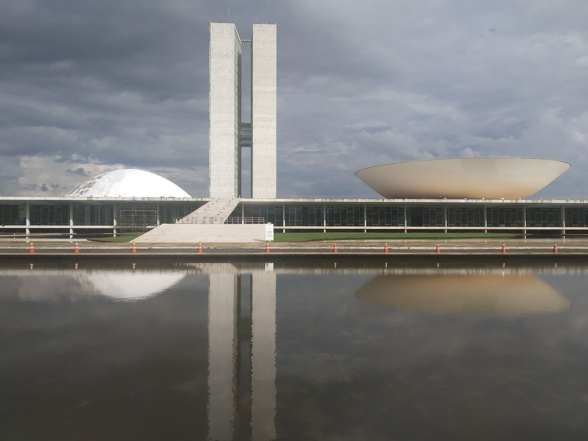 Brasilia, the city from another planet