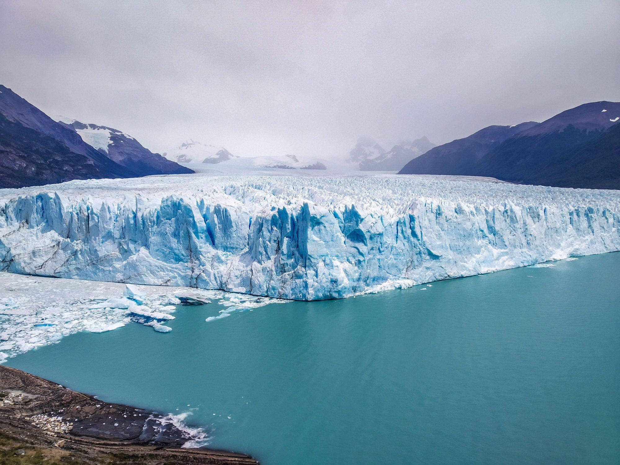 The ice kingdom of Perito Moreno in Patagonia, Argentina