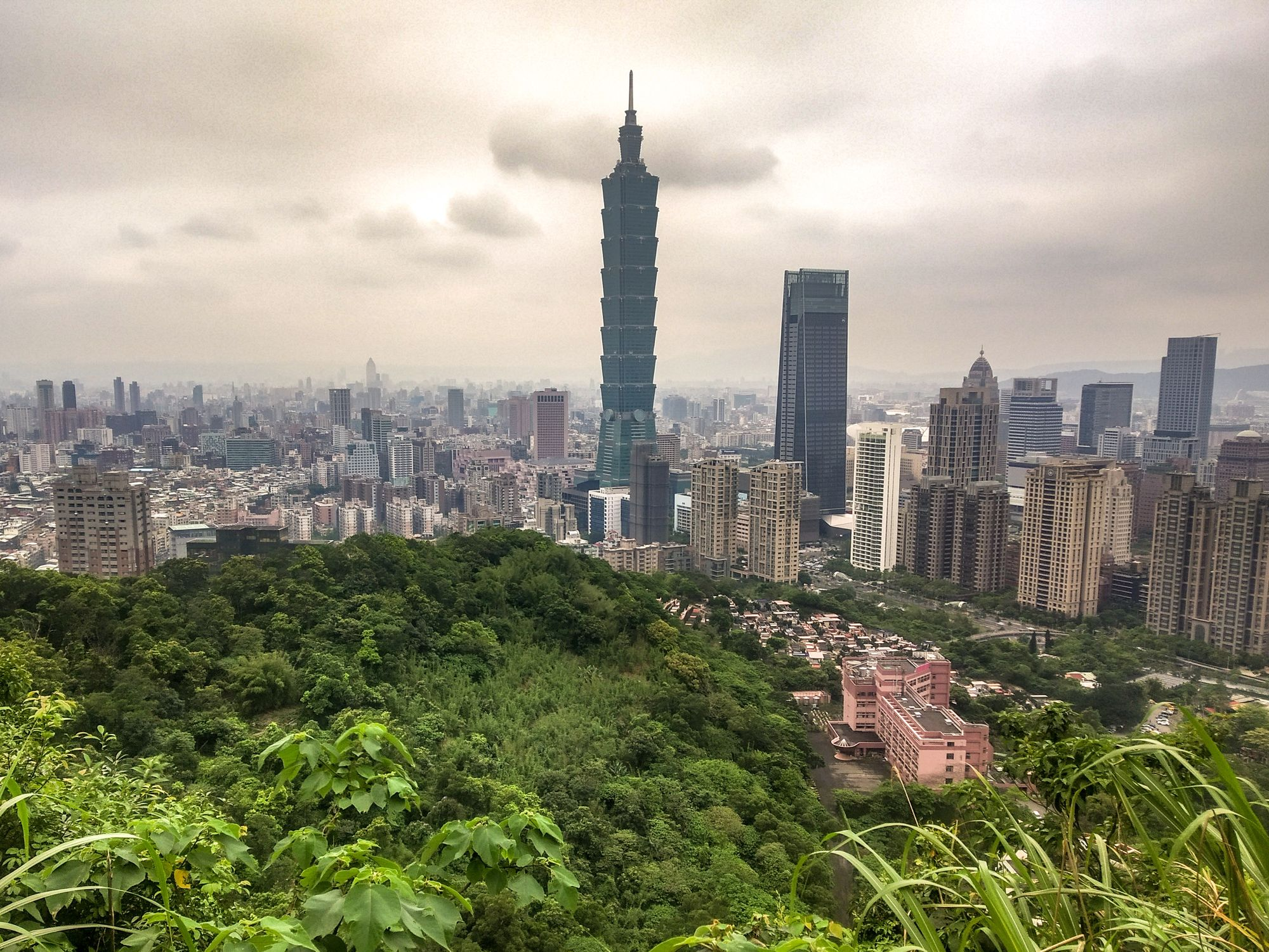 One week in Taipei (and my first missed flight)