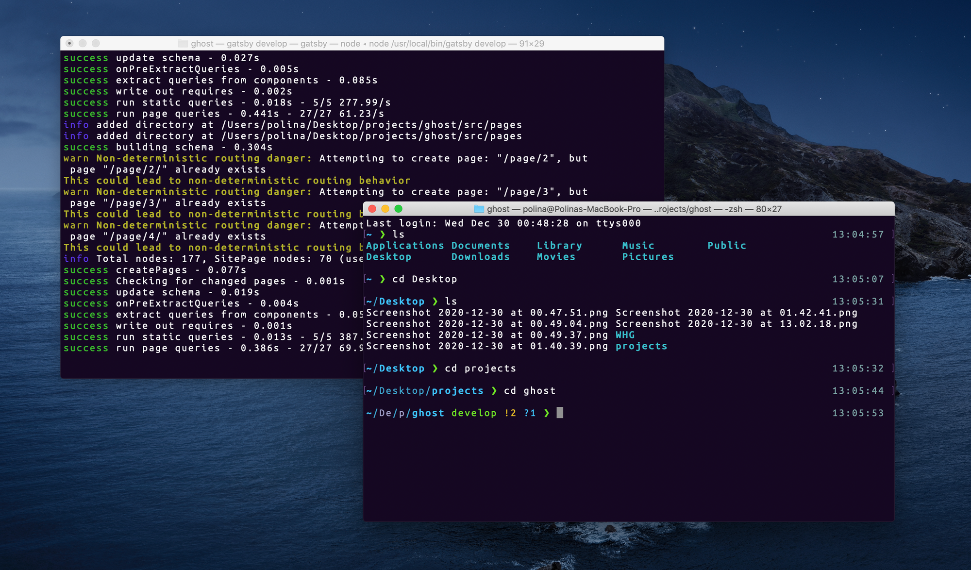 How to make your Mac terminal look like a Linux terminal